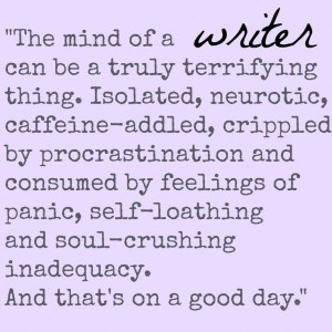 The Mind of a Writer