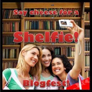 Shelfie Blog Hop