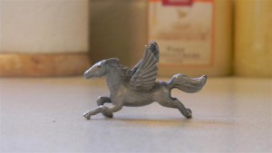 Pewter Pegasus (Medium)